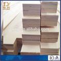 Lvl estructural de madera Spacer pilar