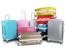 2015 New Fashion Durable Travel Trolley Bag PC Luggage Bag