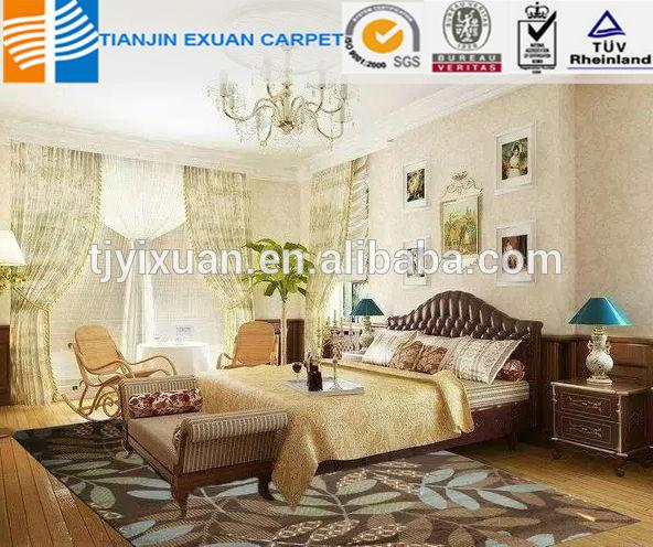 2015 venda quente s. B máquina tapetes feitos