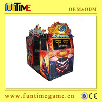 Best selling simulator 4d gun shooting arcade game machine, arcade game machine