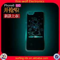 2015 most popular gift for birthday party Shenzhen Export led cover Supply Alibaba phone protect shell