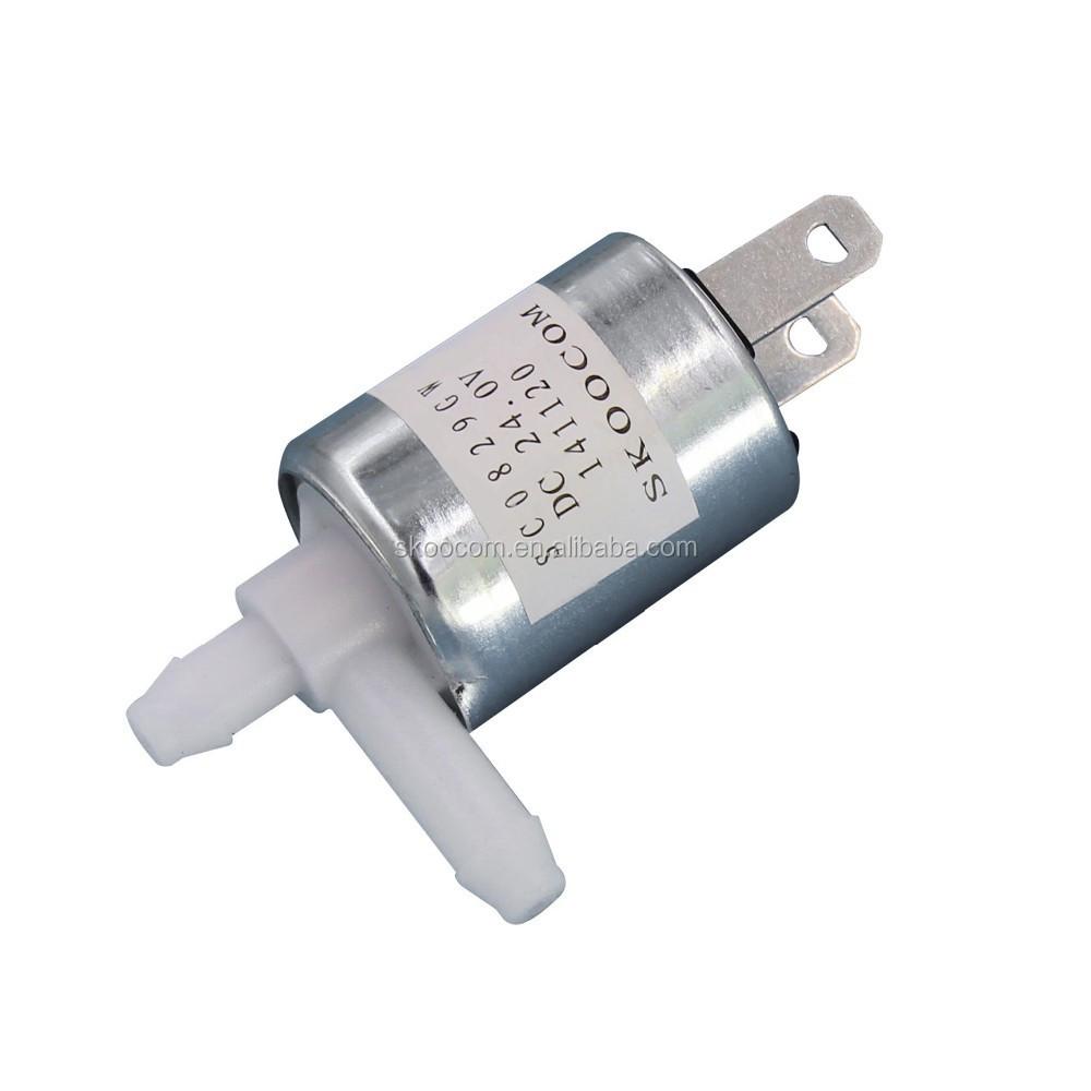 machine water valve