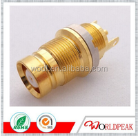 1.6/5.6 female straight amphenol different types of connectors for bt3002 cable flex2 cable