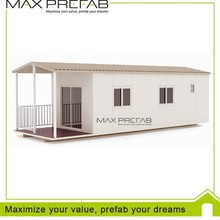 Fast install earthquake-proof modern prefabricated container house