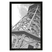 Wholesale wood poster frames black