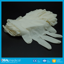 China Manufacturer Wholesale Cheap Disposable Latex Examination Gloves