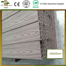 wood plastic wall board