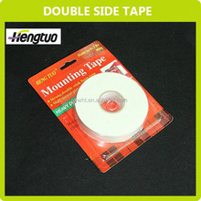White Heat Resistant Mounting Foam Tape Double Sided