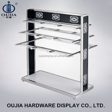 high quality clothing shops display stands/clothes shop furniture/clothes rack shop fittings