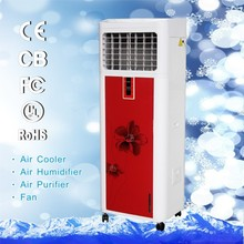 4000 m3/h super air flow plastic evaporative cooler with best factory price