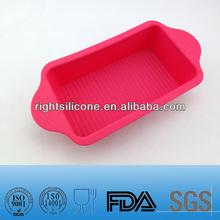 plaza de silicona para hornear moldes