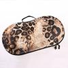 Fashion design leopard print bra bag bra shaped bag