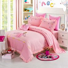 most popular wedding bedding sets,romantic bridal bedding set