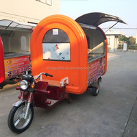 Perfect!!! Mobile food cart kiosk van trailer for sale, used food carts sale in india