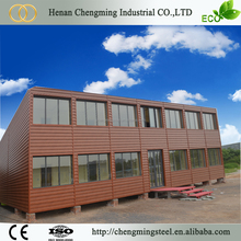 Well-Designed Convenient Anticorrosive Low Cost Chinese Prefabricated House