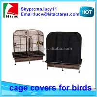 insulated cage cover for bird cages