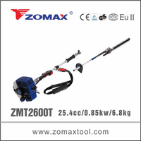 Telescopic long pole Professional electric tree hedge trimmer