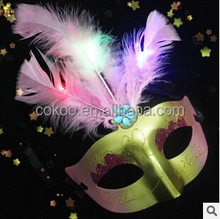 New products 2015 High Quality Cosplay Mask Women Decoration led halloween mask for party alibaba com cn