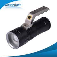 Best strong light Rechargeable battery hunting Aluminium Alloy Handheld Q5 Led Flashligh