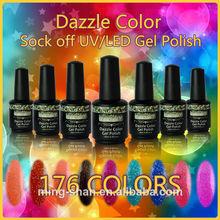 no101 deslumbrar color de esmalte de uñas