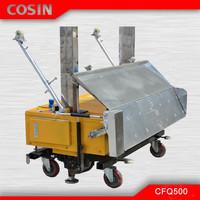 Cosin Wall plaster equipment price