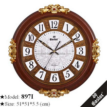 20 inch round antique wall clock new design