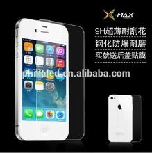 Importados alto- definición material para evitar el deslumbramiento para iphone 5s