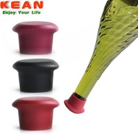 2015 New Design BPA Free Silicone Drink Can Stopper
