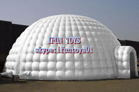 inflatable igloo dome for events / inflatable giant igloo dome for party / events igloo tent