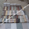 colourful small natural river cobble stone