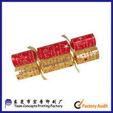 cheap printed promotional holidays crackers