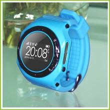 Built in GSM,GPS,WIFI,BT Wrist GPS tracking smart watch phone with gps tracker for kids