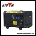 Bison( china) diesel generator 15kw schweigen