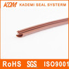 rubber edge protection strip in furniture accessories/ wood door seal
