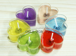 Top bulk buy from China wholesale gel candle making