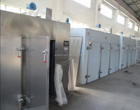 Hot Air Circulation drying Oven, tray dryer, drying machine