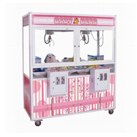 Baby Bear Claw Crane Arcade Game Machine