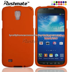 Orange Hard Plastic Case For Samsung I9295 Galaxy S4 Active i537