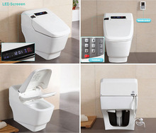 electric toilet wash