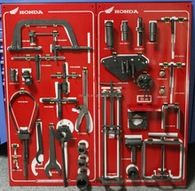 Motorcycle Shop use motorcycle repairing tools AX-1025