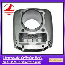 china good latest products of CG150CC cylinder block import motorcycle parts