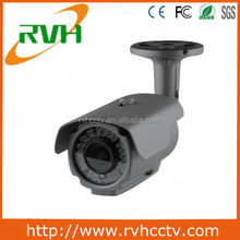 Low price Sony 1200tvl Weatherproof Aluminium Housing CCTV Analog Camera