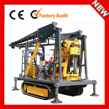 ZOONYEE 30-600m depth track mobile surface exploration drilling rigs