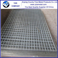 China wholesale best sales new mink cage/stockyard/animal cage pvc coated galvanized welded wire mesh