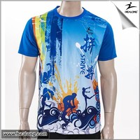 Healong Bulk Sale Online T Shirt With Outing Camo Design