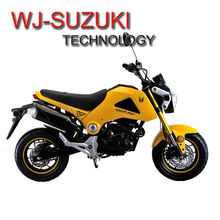 Race Bike (150cc) Wonjan-Suzuki engine, Motorcycle, , Motorbike, Chopper bike, Autocycle,Gas or Diesel Motorcycle (Yellow)