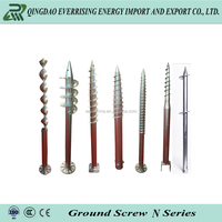 2015 New Ground Screw Spike For Solar mounting system