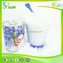 Best selling items imitation snow, fluffy fake snow, artificial snow for Christmas decoration