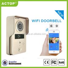 IP Rating 65 most beautiful model wifi door phone