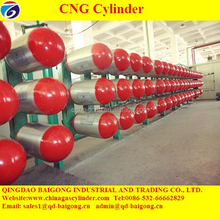 China Compressed Natural Gas Use Type 2 CNG Cylinder Price